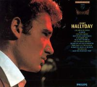 Cover Johnny Hallyday - Johnny Hallyday [1963]